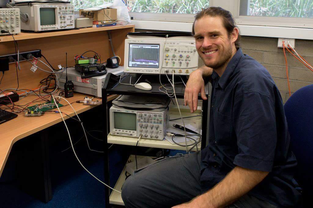 Z Squared DSP Director Brenton Schulz